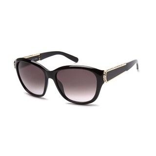 Chloe Women's Cat Eye Inspired Sunglasses Bordeaux - Small