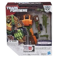 Transformers Generations Voyager Class Figure: Roadbuster - multi