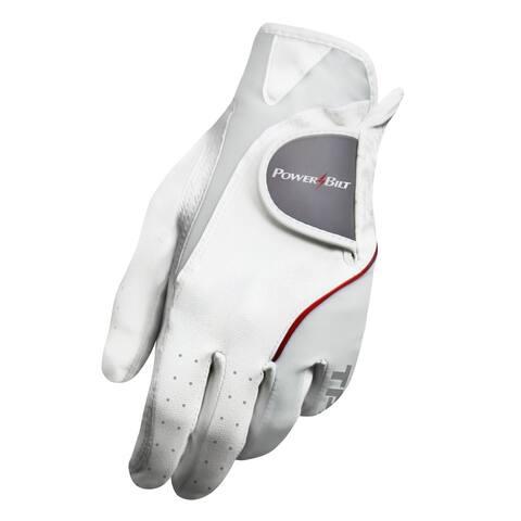 Powerbilt TPS Cabretta Tour Golf Glove - Ladies LH Small