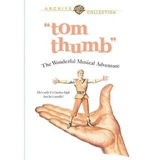 Tom Thumb DVD Movie 1958