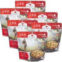 Wise prepared meals 05903 wise teriyaki chicken & rice case of 6