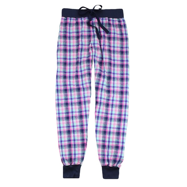 Boxercraft Women's Flannel Jogger Pajama Pants