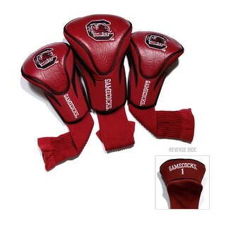 University of South Carolina Contour Sock Headcovers (3 pack)