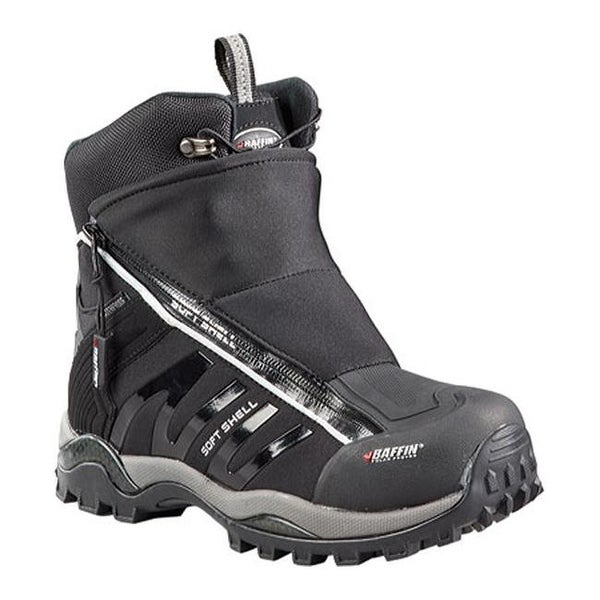 f98c31f75e75 Shop Baffin Men s Atomic Snow Boot Black - On Sale - Free Shipping Today -  Overstock - 17227883