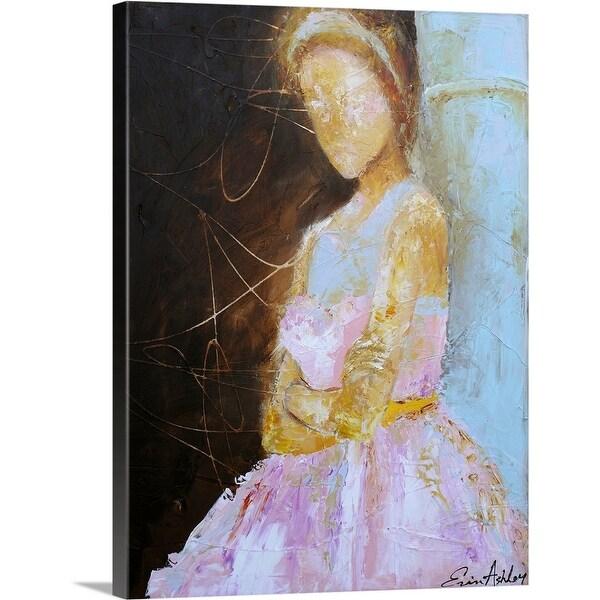 """Waiting Romance"" Canvas Wall Art"