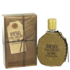 Fuel For Life by Diesel Eau De Toilette Spray 1.7 oz - Men