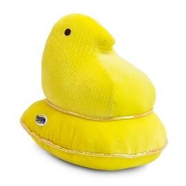 Peeps Yellow Sparkle Plush Toy