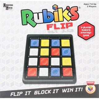 Rubik's Flip Game-