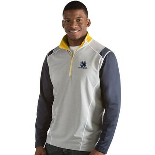 University of Notre Dame Men's Automatic Half Zip Pullover (2 options available)