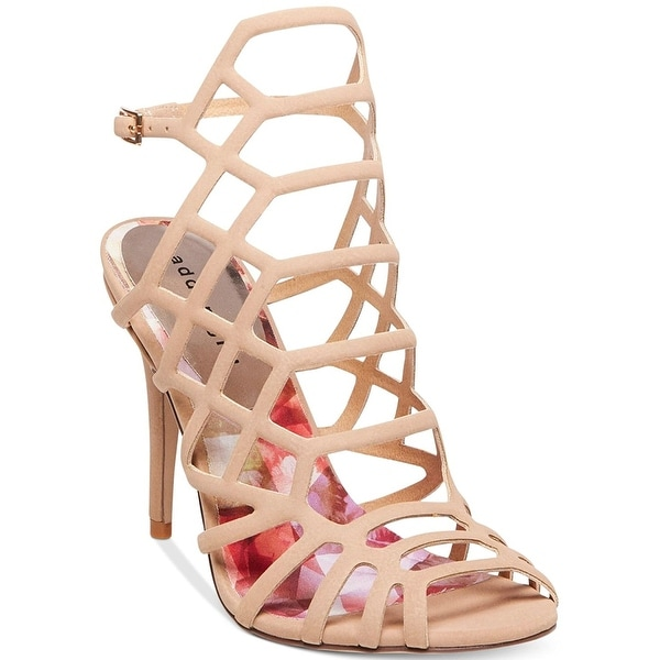 Madden Girl Directt Caged Sandals