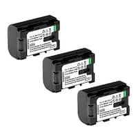 Battery for JVC BNVG108E (3-Pack) Replacement Battery