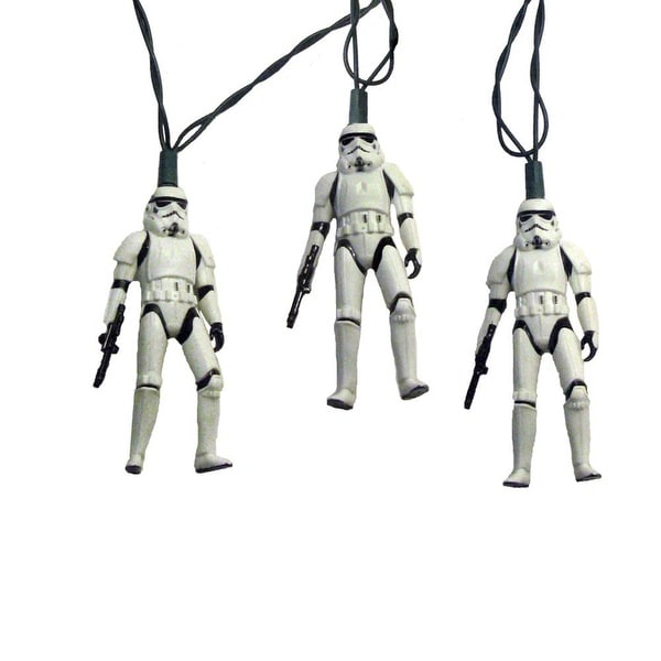 Star Wars 10/L Storm Trooper Full Figure Light Set
