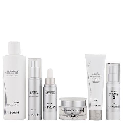 Jan Marini Skin Care Management System MD Normal SPF 45 - Set of 6