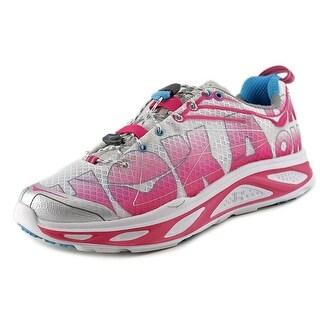 Hoka One One Huaka Round Toe Synthetic Tennis Shoe