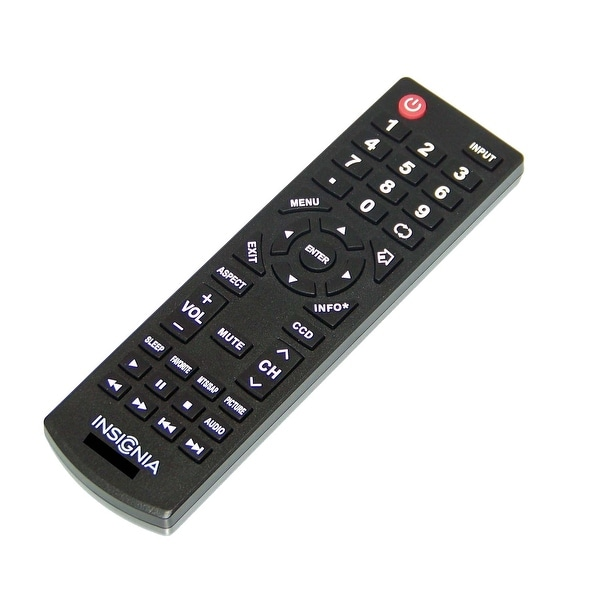 NEW OEM Insignia Remote Control Shipped With NS19E310NA15, NS-19E310NA15