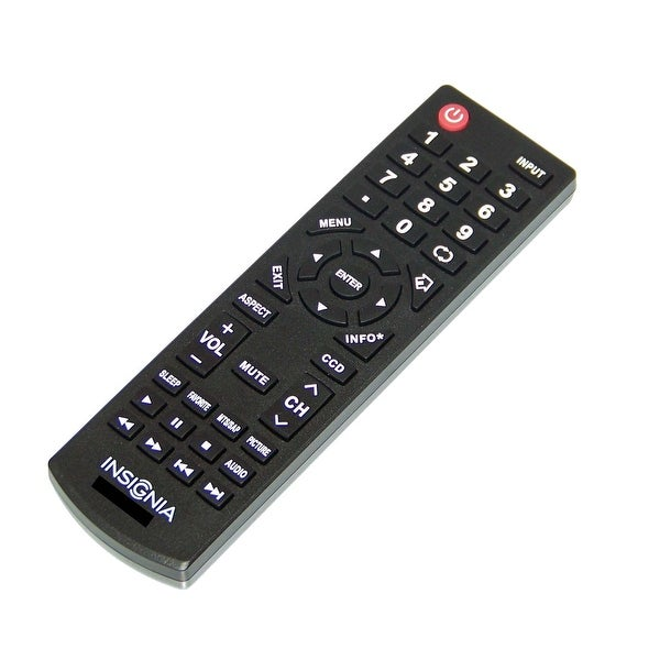 NEW OEM Insignia Remote Control Shipped With NS40D40SNA14, NS-40D40SNA14