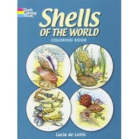 Dover - Coloring Book - Shells of the World