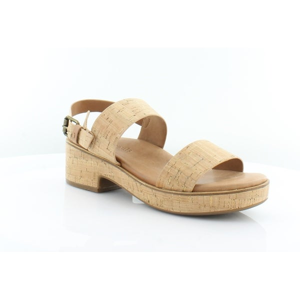 Gentle Souls Talia Women's Sandals & Flip Flops Natural