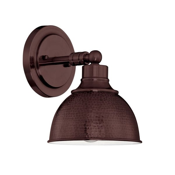 Jeremiah Lighting 35901 Timarron 1 Light Indoor Wall Sconce - 7 Inches Wide