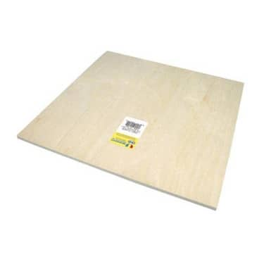 """Midwest Products 5315 Plywood Sheet, 1/4"""" x 12"""" x 12"""""""
