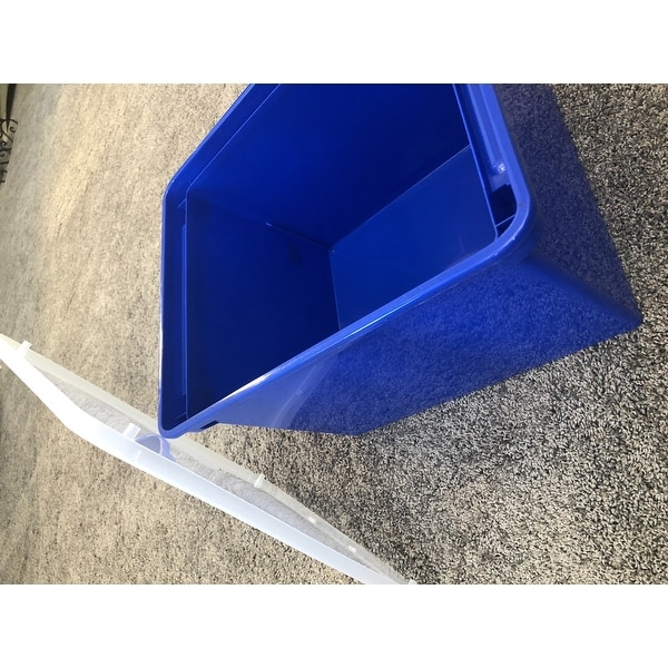 Shop Storex Portable File Tote Letter/ Legal   Free Shipping On Orders Over  $45   Overstock.com   10856381