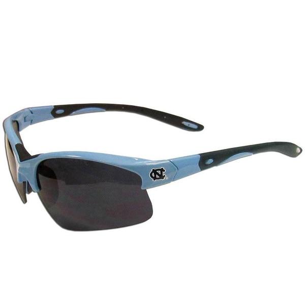 d5a68d126de1 Shop North Carolina Tar Heels Blades Sunglasses - Free Shipping On Orders  Over  45 - Overstock.com - 22873089