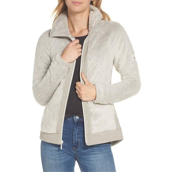 3aef6cfaf Shop The North Face Vintage White Women Size Medium M Furry Fleece ...