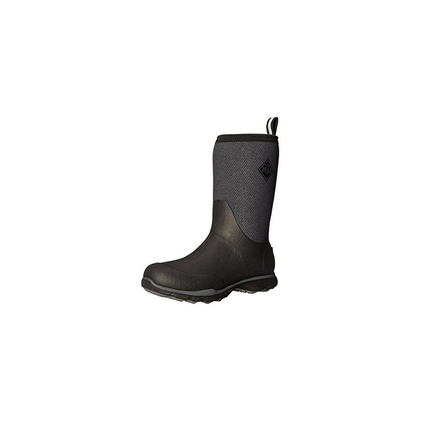Muck Boots Gray Men's Arctic Excursion Mid Boot w/ Fleece Lining - Size 13