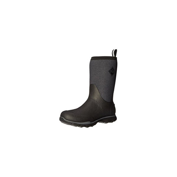 Muck Boots Gray Men's Arctic Excursion Mid Boot w/ Fleece Lining - Size 7