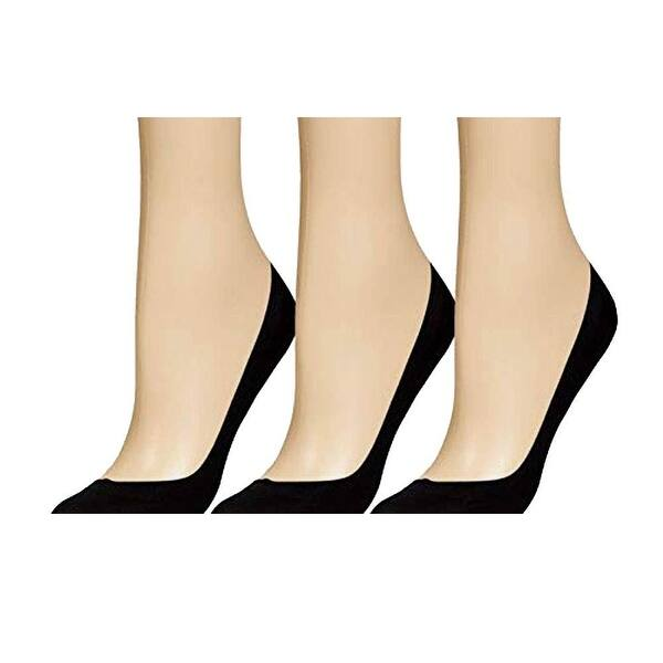 Marilyn Monroe No-Show Liners with Silicone Tabs 3-, 6- or 12-Pairs