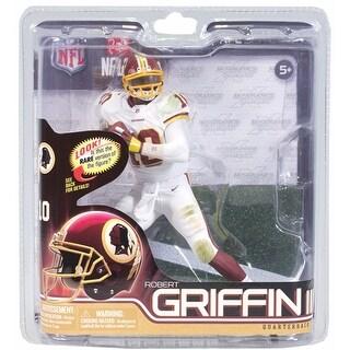 Washington Redskins McFarlane NFL Series 31 Figure: Robert Griffin III (Silver Level Variant) - multi