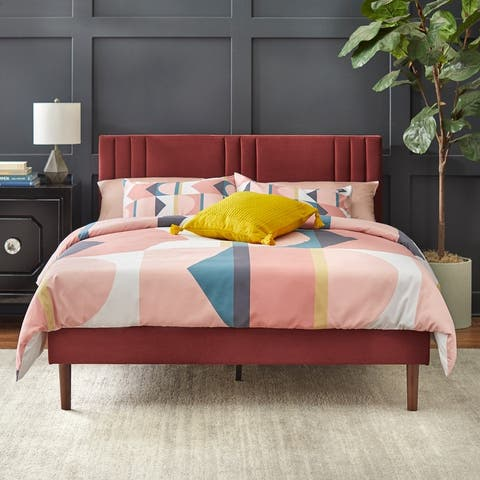 angelo:HOME Sven Upholstered Queen Bed
