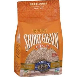 Lundberg Family Farms - Short Brown Rice ( 6 - 32 oz bags)