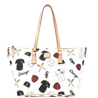 Dooney & Bourke MLB White Sox Zip Top Shopper (Introduced by Dooney & Bourke at $248 in Feb 2015)