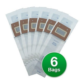 Replacement Type Z Vacuum Bag for Sanitaire 63881A / 16071 Bag Models (2 Pack)