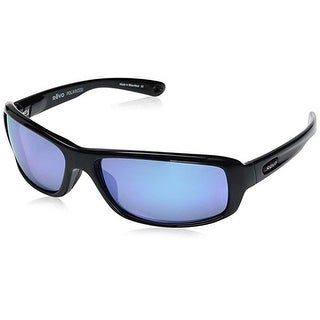 Revo Eyewear Sunglasses Camber Black with Blue Water Polarized Lenses