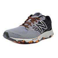New Balance MT690 Men  Round Toe Canvas Gray Running Shoe