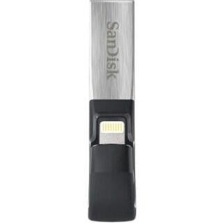 Sandisk Sdix30c-128G-An6ne 128Gb Ixpand Usb 3.0 Lightning Flash Drive