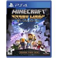 Minecraft Story Mode - PlayStation 4