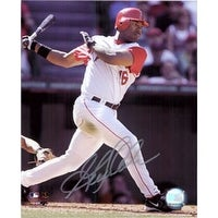 Signed Anderson Garret Los Angeles Angels 8x10 autographed