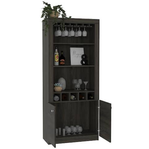 New York Bar Cabinet