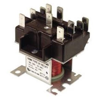 White Rodgers 661382 Relay Switch 2 Pole 24 V 90-340
