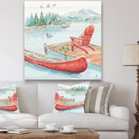 Lake House Art Gallery Shop Our Best Home Goods Deals Online At Overstock
