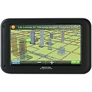 Magellan RoadMate 5320-LM RM5320SGLUC 5-inch Vehicle GPS with (Refurbished)