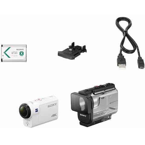 Sony FDR-X3000 4K Action Cam with Balanced Optical SteadyShot