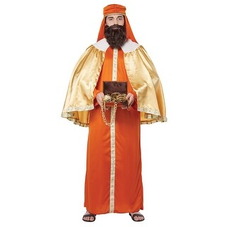 Mens Wise Man Gaspar Biblical Magi Costume