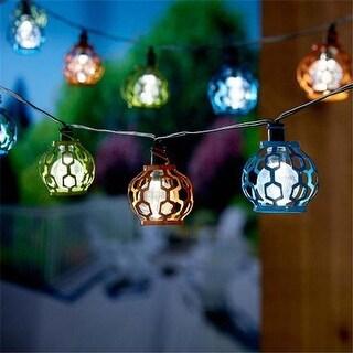 Smart Solar Gala Solar String 20 White LED Light, Assorted Color