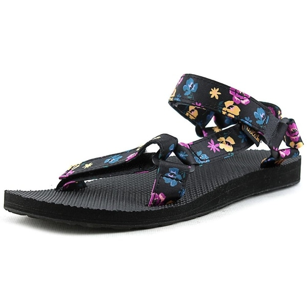 Teva Original Universal Women  Open-Toe Synthetic Multi Color Sport Sandal
