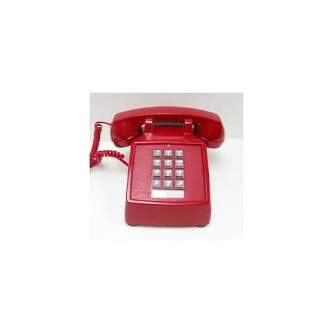 Itt 2500-md-rd 250047-vba-20md desk valueline red