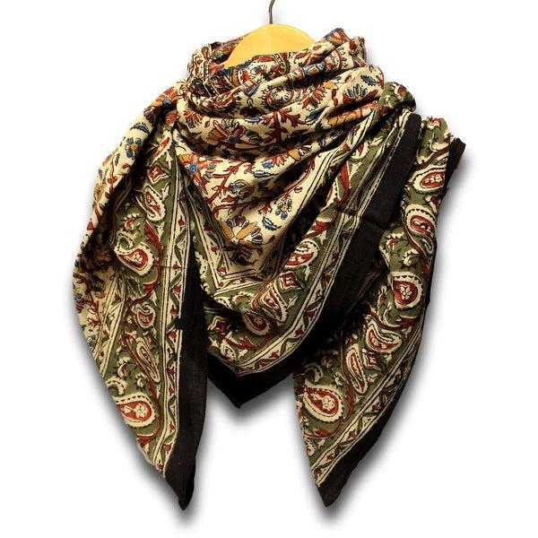 Neck Scarf Black /& Red 2 x Paisley Pattern Bandana Head